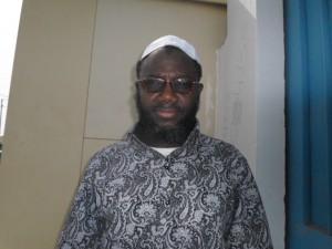 L'imam Abdoullah Sarr