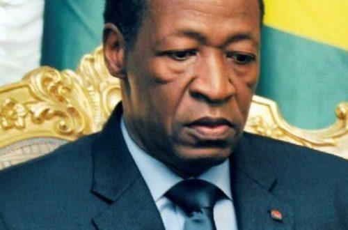 Article : Compaoré chassé par la rue : Un sérieux avertissement pour les dictateurs du continent