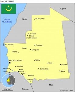 mauritanie