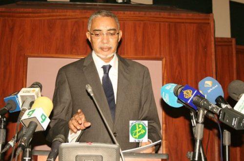 Article : Le Premier ministre mauritanien fait sa déclaration de politique Générale : Du déjà vu pour ce qui est de l'Education