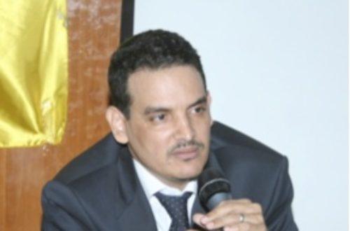 Article : «Mauritanie Perspectives» organise une conférence sur l'unité nationale animée par un ministre d'Etat et homme politique belge