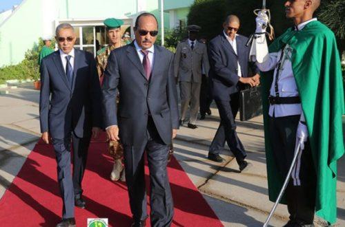 Article : Mauritanie : une visite comme les autres